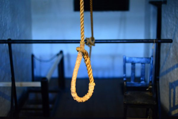 Housewife sentenced to death by hanging for killing husband