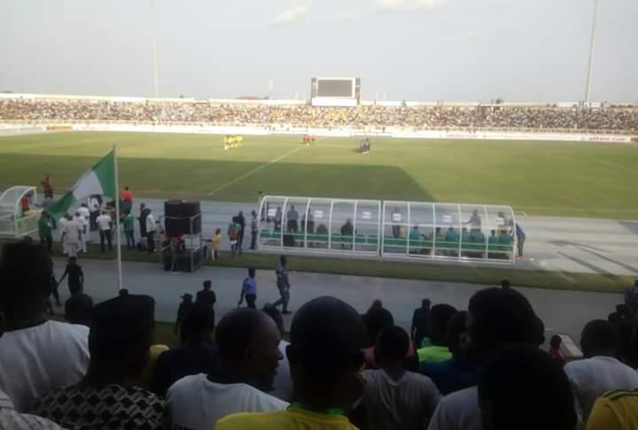 Convid-19: Sports Ministry shut down Ahmadu Bello Stadium, Tells Nigerians To Exercise At Home
