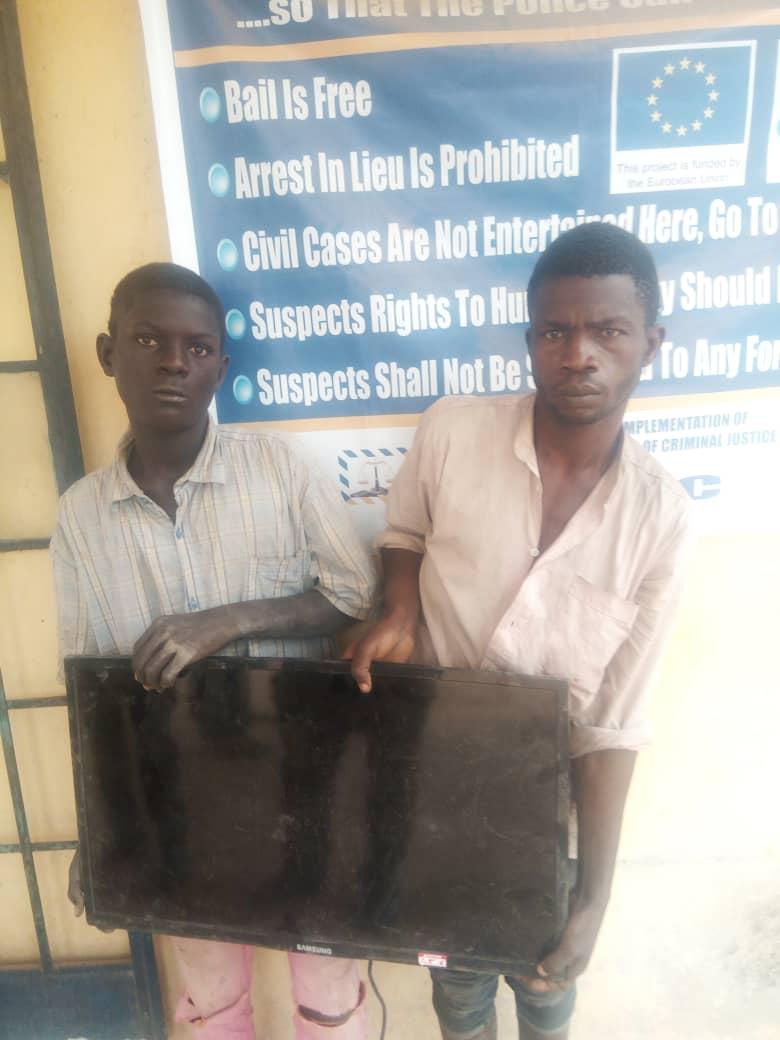 Police Command nabs two armed robbery terrorising Adamawa Communities