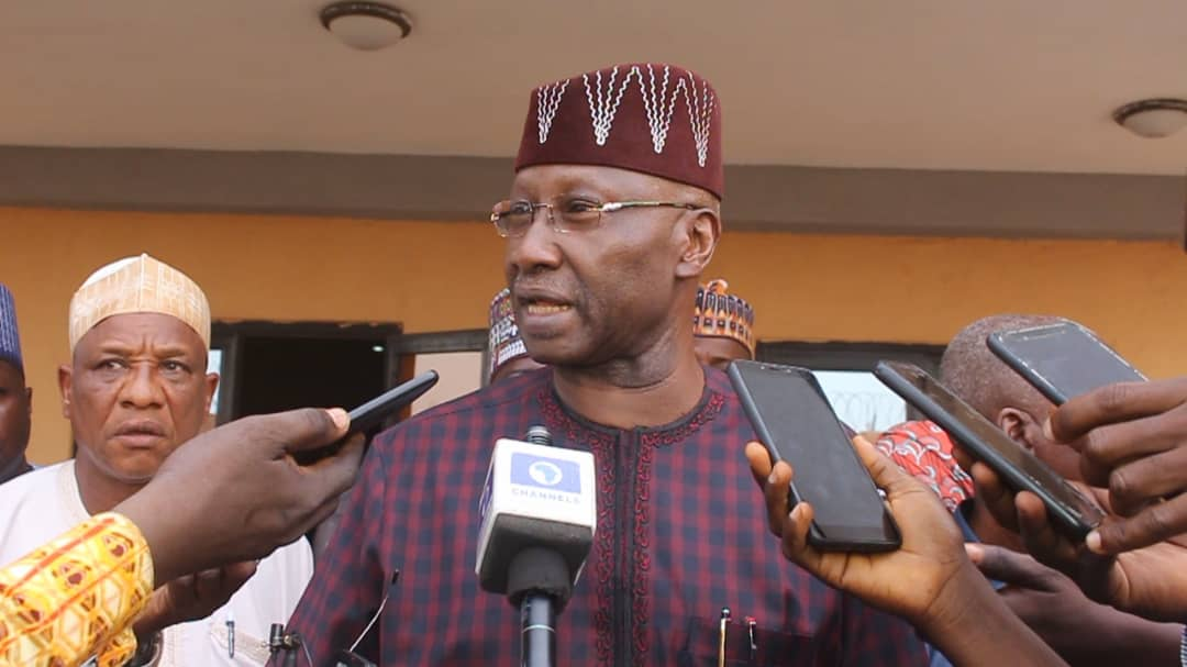 Convid-19: Lagos and Abuja has been isolated for particular attention inview of their population-SGF