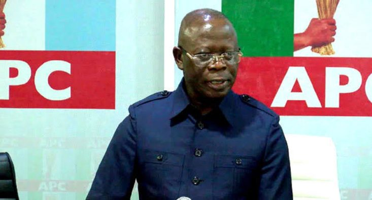 Breaking News: Court Sets Aside Oshiomhole's Suspension As APC Chairman