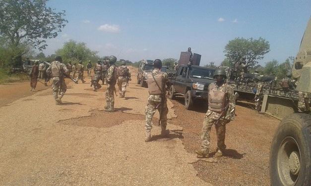 Nigeria Soldiers kill Many Boko Haram/ISWAP terrorists in Borno