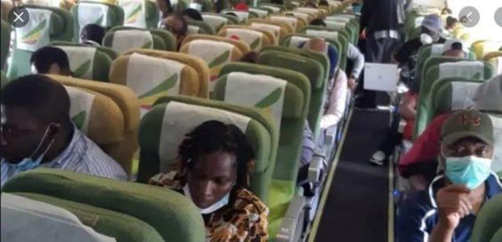 Evacuation of Nigerians from U.S. begins May 10