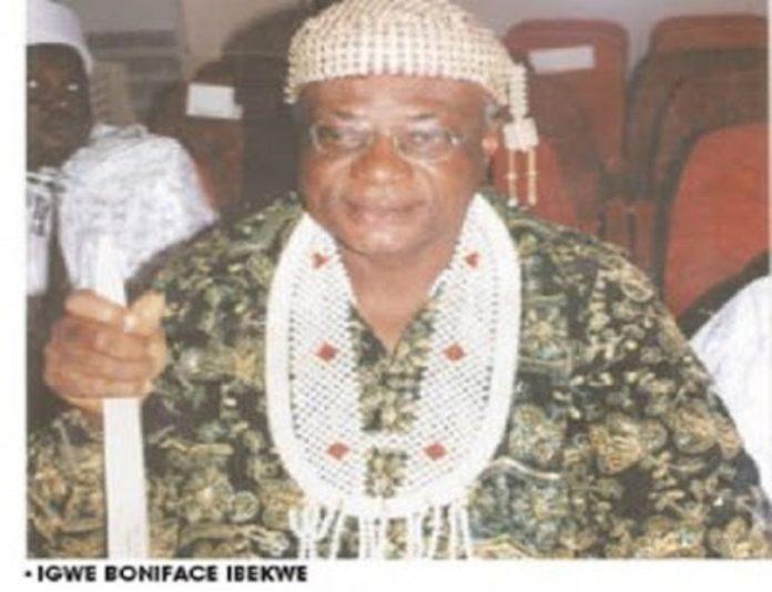 Pandemonium in Kano as Igbo Monarch fires gunshots at widows,Confiscates Palliatives For Himself & Friends