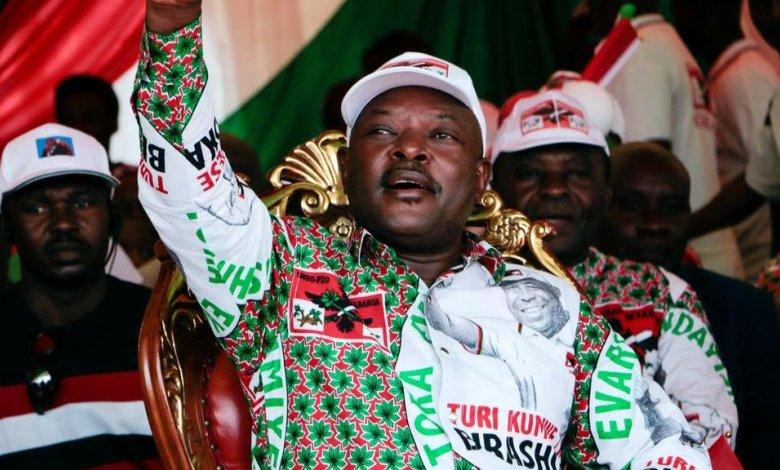 JUST IN: Burundi President, Pierre Nkurunziza, Dies Aged 55