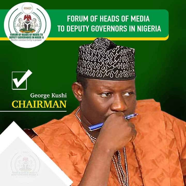 George: Adamawa CPS Emerges chairman of the forum of Heads of Media to Deputy Govs. in Nigeria