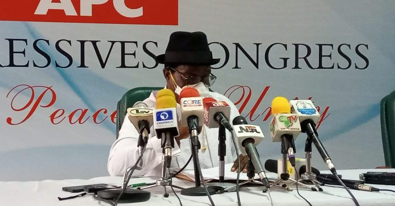 My Purported Suspension From APC Is Ineffective, Contemptuous – Giadom