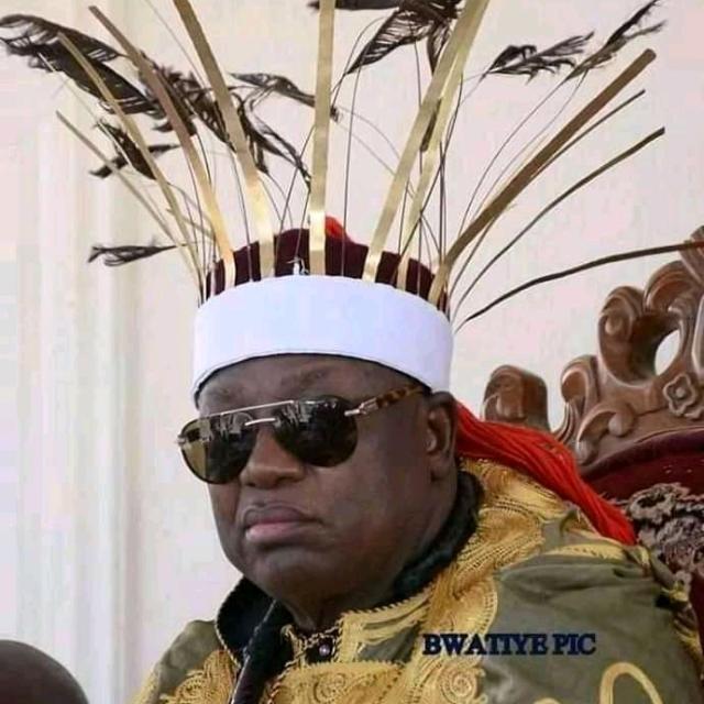 Reps Buba Mourns Late Honest,preeminent Bachama traditional ruler