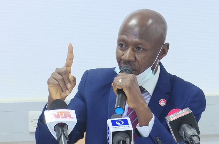 Global Anti-Graft Partners Indicts Nigeria's Anti Corruption Czar, Ibrahim Magu