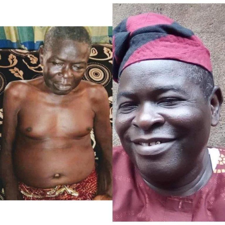 BREAKING: Veteran Yoruba actor, Ogun Majek, is dead