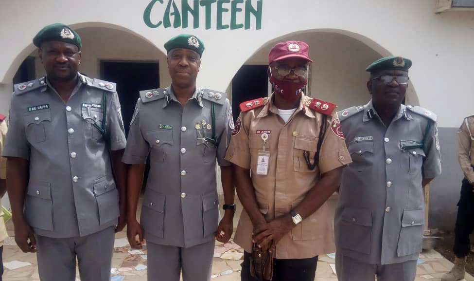 FRSC Sector Commander Adamawa State Pledges Inter-Agency Collaboration