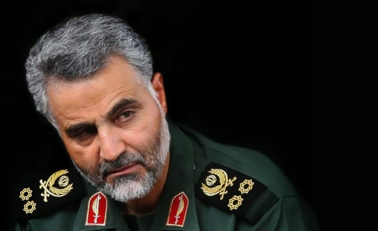 Qasem Soleimani: Iran issues arrest warrant for Trump