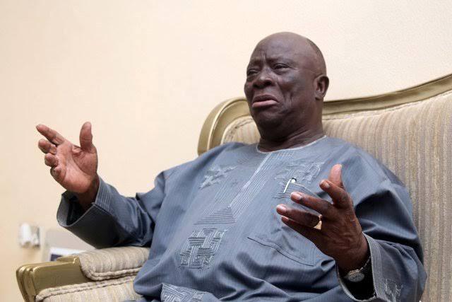 Buhari, Tinubu deceiving each other over 2023 presidency, says Adebanjo