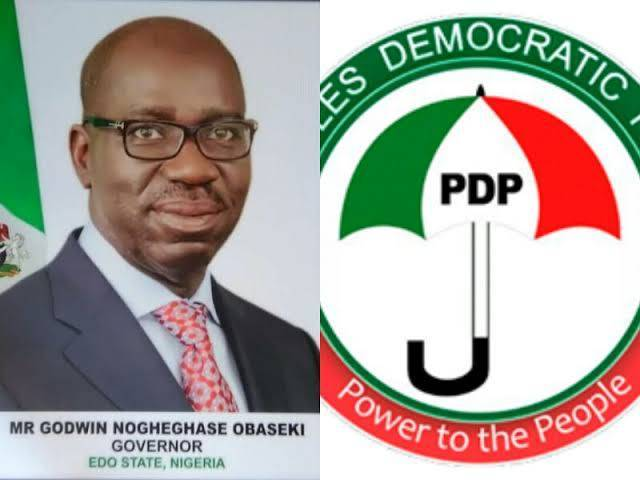 Obaseki expends N43.5m on purchasing APC, PDP gov forms