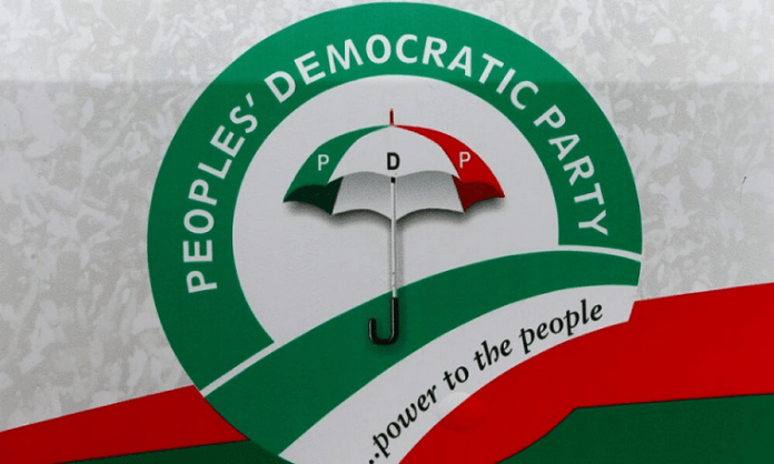 You lied about APC meeting in FEC chambers, PDP tells Presidency