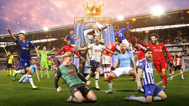 Premier League fixtures and times – all the confirmed games so far