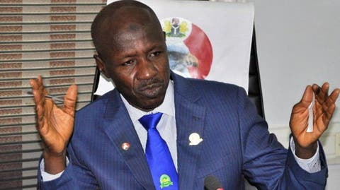 Breaking:Ibrahim Magu,EFCC acting chairman arrested by DSS