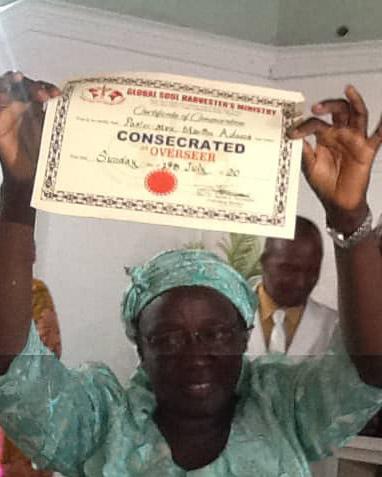 Adamawa GSHM Gets New Overseer…Ordains 9 Pastors, 2 Elders in Adamawa