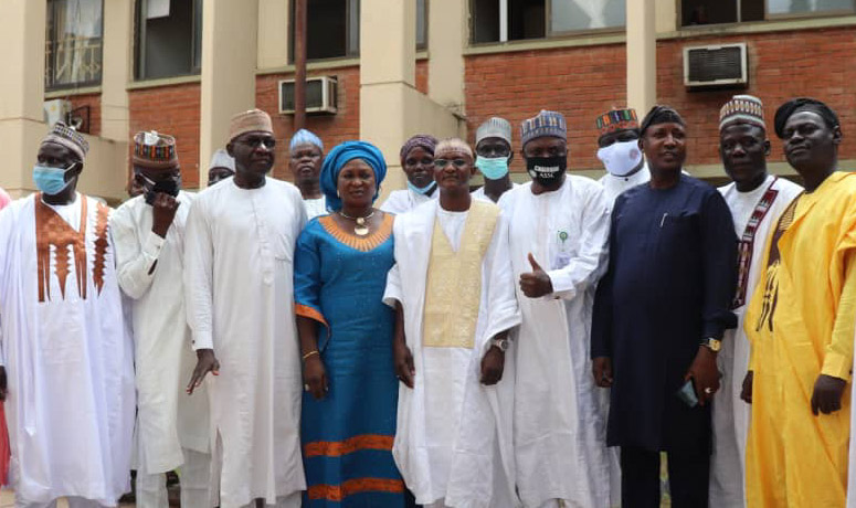 Adamawa commissioner reiterates giving commitment for the renovation of Sports Complex