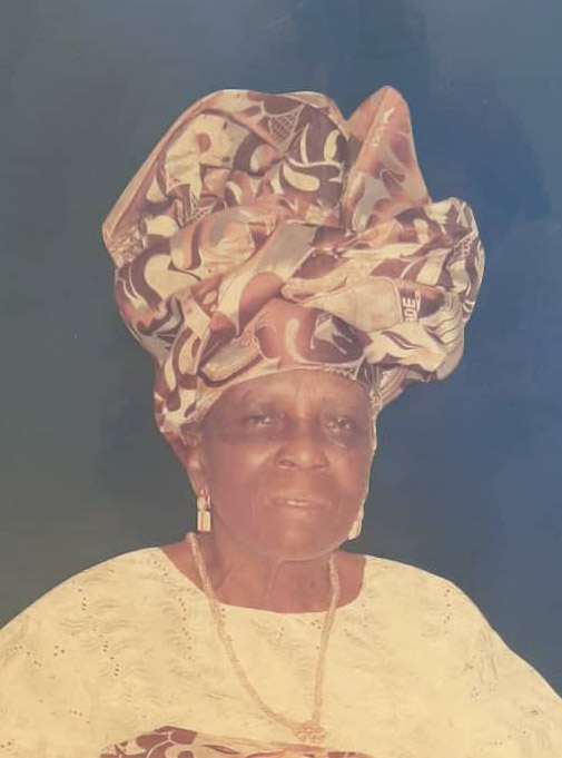 Adamawa TVC Correspondent losses Grand Mother,Madam Adenusi dies at 106 yr
