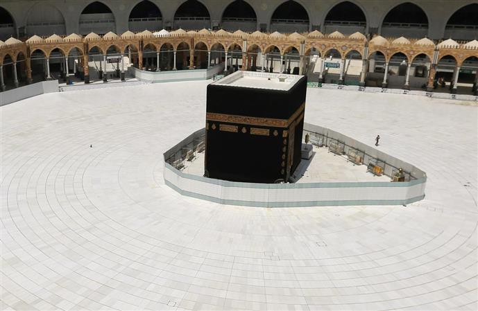 Saudi resumes 'Umrah' pilgrimage October 4