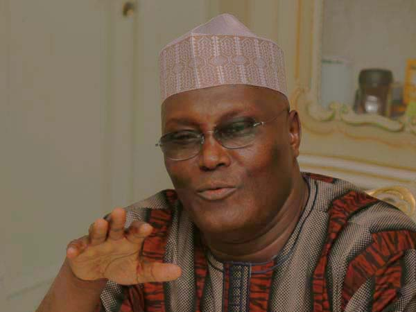 Atiku Returns To Nigeria after 9 Months of Being Away for Son's wedding