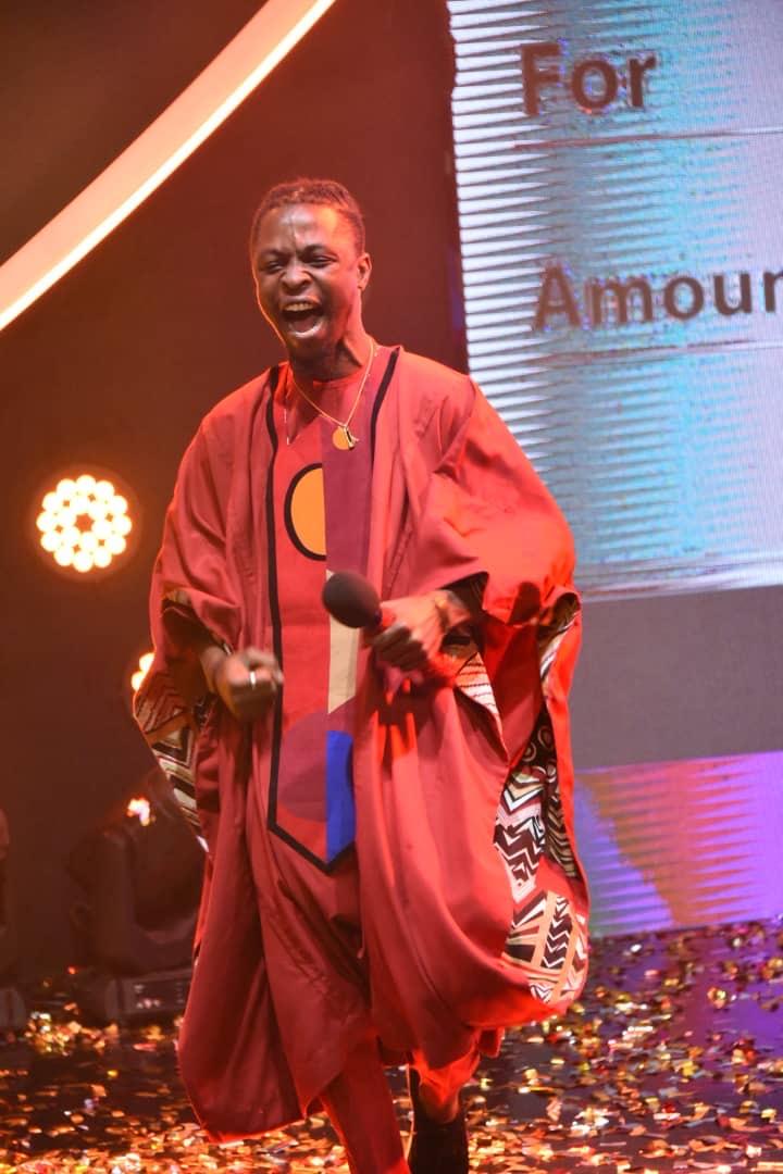 Laycon wins, carts away Big Brother Naija N85m prize