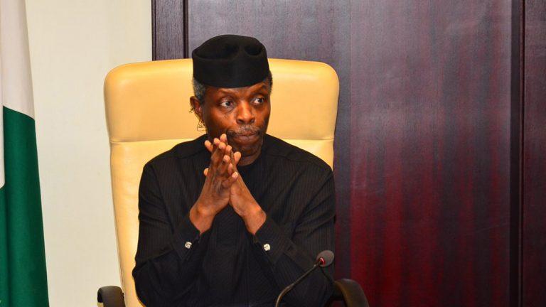 We'll soon reopen land borders, says Osinbajo