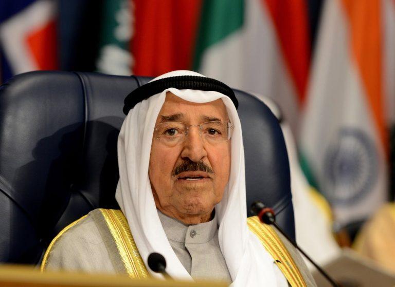 Kuwait's emir Al-Sabah dies at 91