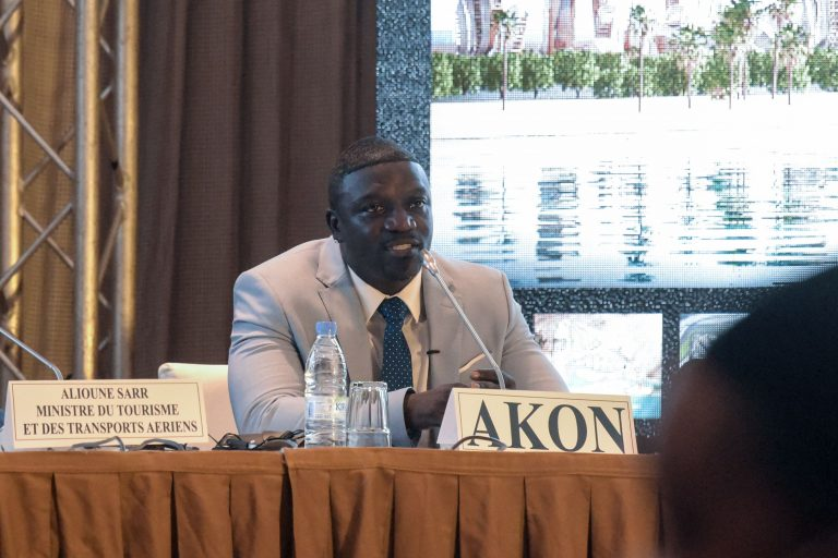 Akon plans to build $6bn city in Senegal