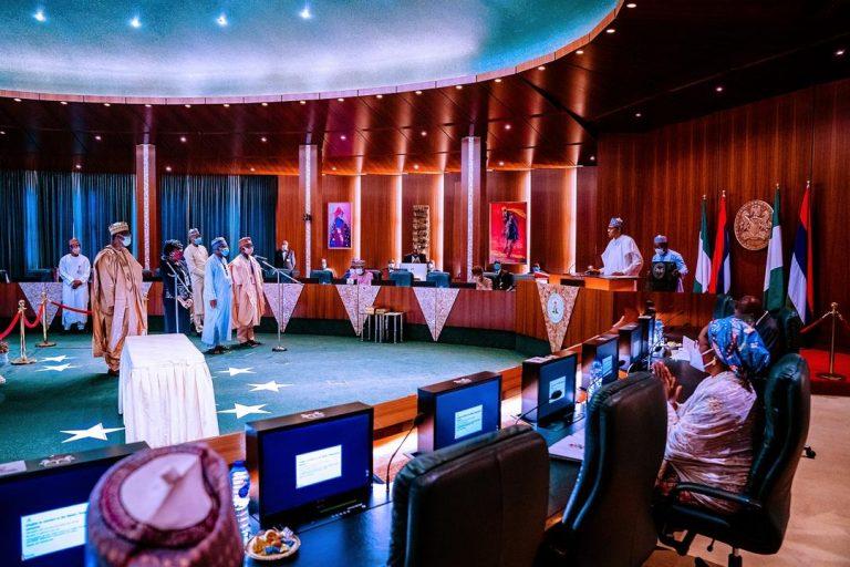 FEC approves N13.08trn 2021 budget estimate
