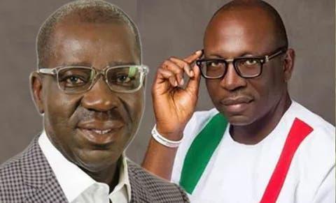 Edo election: Obaseki, Ize-Iyamu win polling units