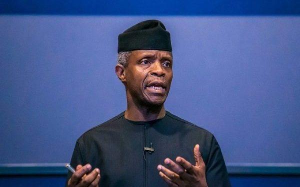 Nigeria may break up, VP Osinbajo cries out