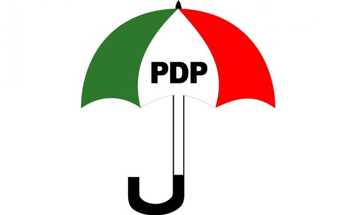 Protesting PDP supporters demand NWC member'S sacking