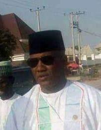 Breaking News:Adamawa APC losses Aliyu Bakari, vice Chair central