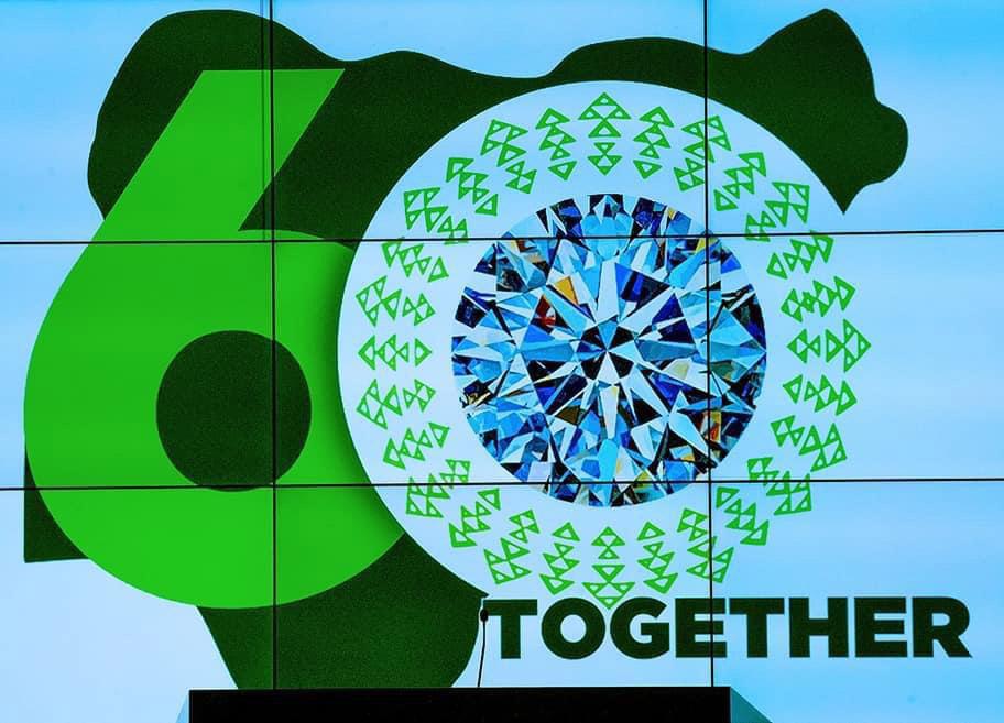 Buhari unveils 2020 theme and Logo of Nigeria 60th independence celebration