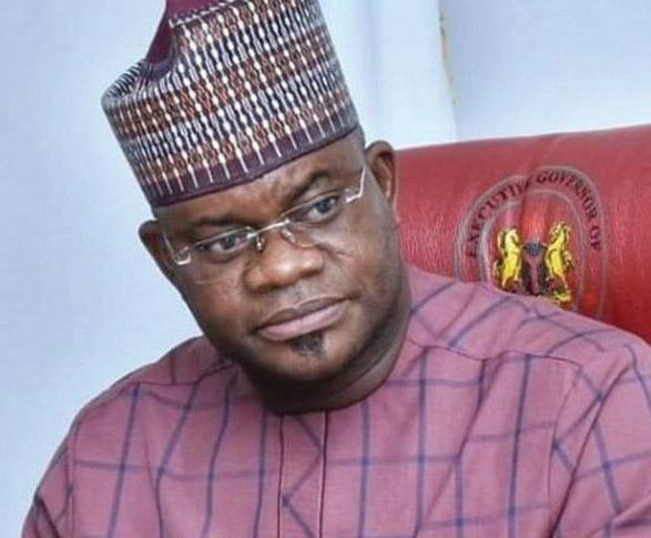 Visa ban: We reject your interference in our political process, Yahaya Bello tells US govt