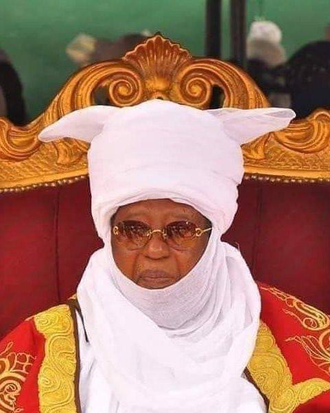 Breaking: Emir of Zaria, Shehu Idris Passes on