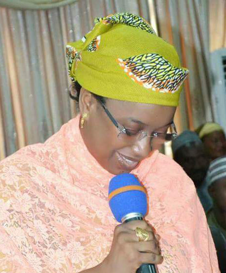 Unity: Binani is the best Senator, she is stabilizing our party in Adamawa-APC Chair