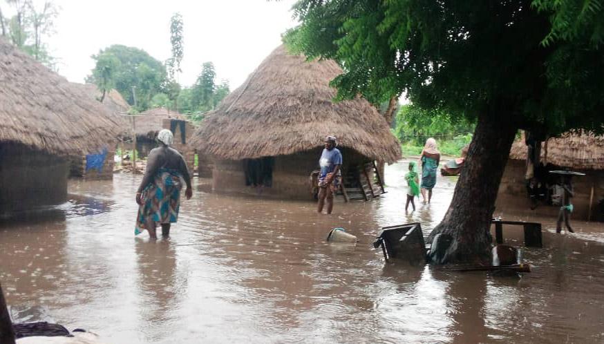 Flood Disaster: Heavy downpour renders Wukari residents homeless