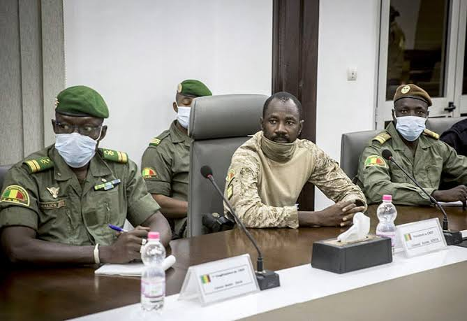 Mali military agrees to 18-month transition government