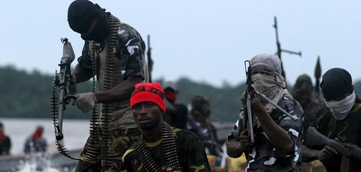 Tension as N'Delta militants roll out 11-point demand