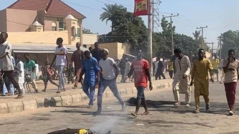 Protests hit Kano over teenager's death in police custody