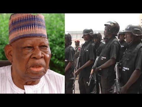 I regret creating SARS, says former Lagos CP, Kwajafa