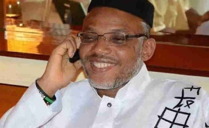 """""""IPOB Has No Hand In The ENDSARS Protest"""" – Nnamdi Kanu"""