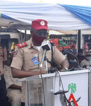 Ember Months:Adamawa FRSC command flags off campaign to reduce accident by 15%, fatalities by 20%