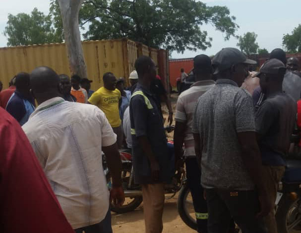 Savannah, Dangote Sugar coy in Adamawa shut down by Workers, protest over unpaid gratuities