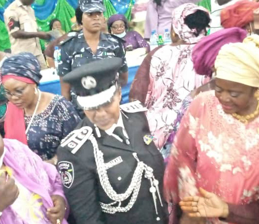 Nigerian League of Women Voters recognizes Female AIG, others in Taraba