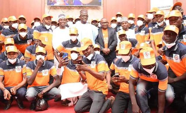 Gov Mala-Buni empowers 200 cash agents with N10 million