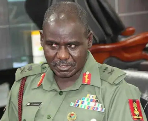 Buratai orders soldiers to go after looters, hoodlums